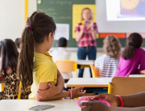 Programa de apoyo al alumnado TEA en centros educativos